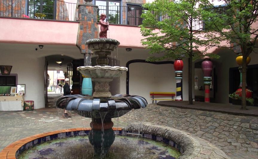 Mooie fontein