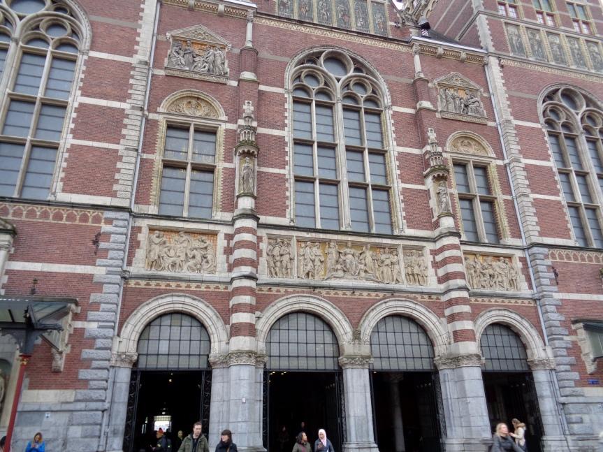Rijksmuseum voorkant