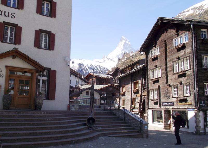 02-Zermatt met Matterhorn